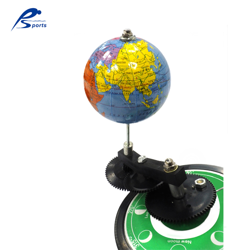 Preschool Educational Plastic Sun Earth and Moon Model Toys