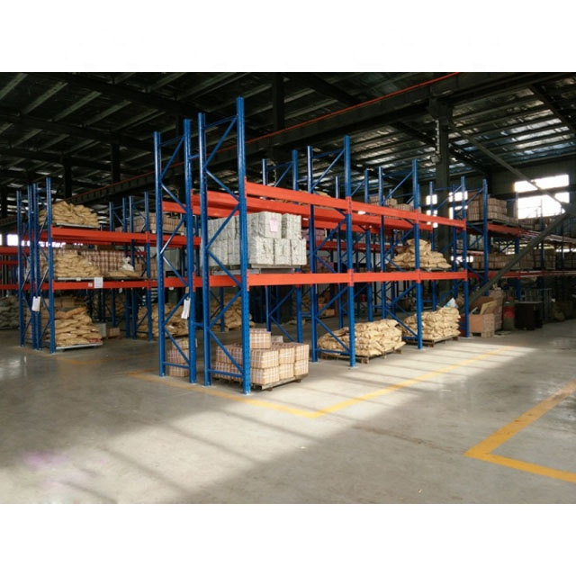 Medium Duty Warehouse Fabric Roll Storage Shelving <strong>Racks</strong>