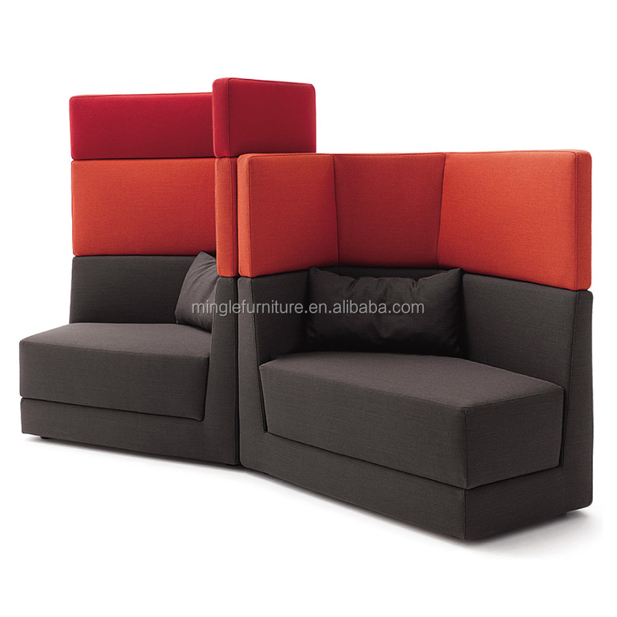 Modular office sofa Island sofa modern design for meetting