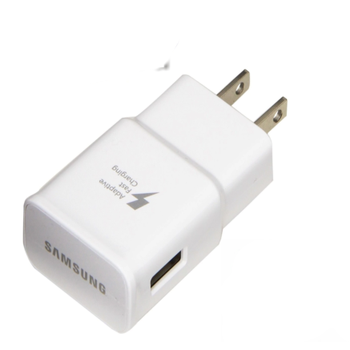 USB Travel Wall Adaptive Fast Charger for Samsung Galaxy S6 S7 S8 S9 S10 S20 iPhone iPad Charger