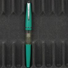 Старый китайский винтажный Радужный Карманный перьевая ручка, чернильная ручка поршневого цвета, канцелярские принадлежности, офисные шко...(Китай)