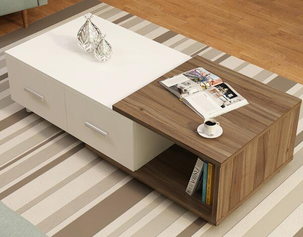 Fashion new product wood living room furniture coffee table