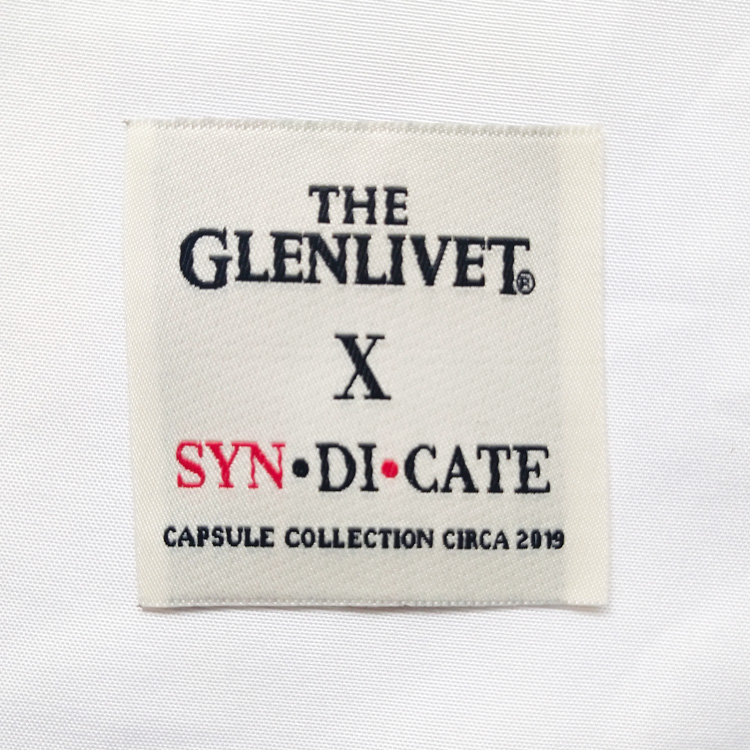 Garment Handmade Clothing Label Main Label For Clothing Woven Label