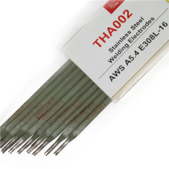 tianjin bridge AWS E308L-16 welding rod 308 stainless steel electrodes