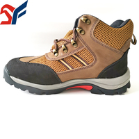 Factory Directly Sale anti-smashing Cheap Safety shoe industrial safety boots