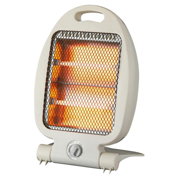800w Room Home Appliance portable Quartz Electric carbon fiber panel heater infrared sun fan heater /Halogen Heater