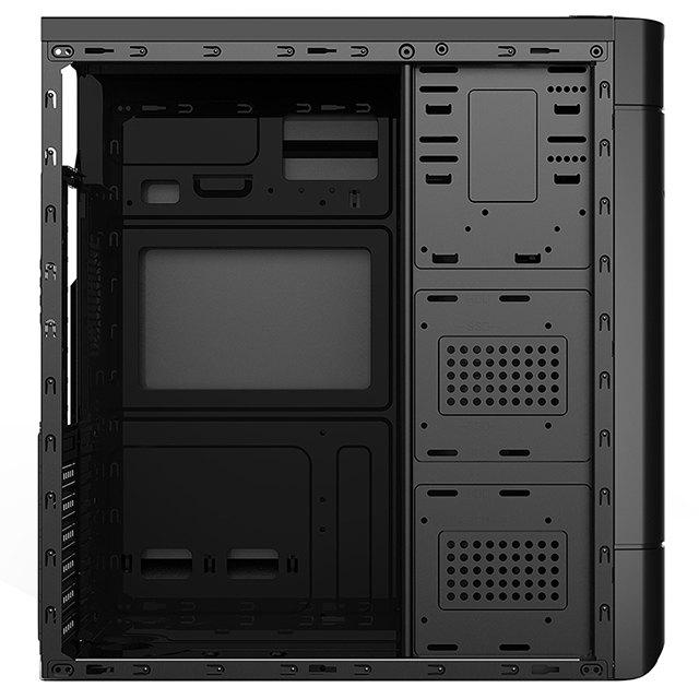 Kedia Tianyi home business chassis brushed paint panel standard chassis support ATX motherboard