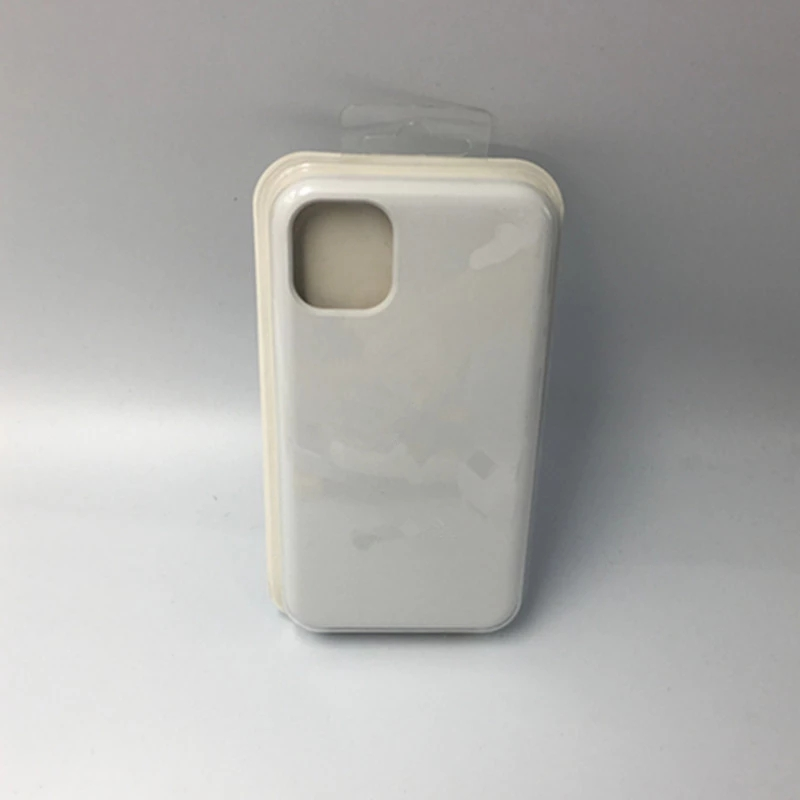 Wholesale original logo silicone case for iphone x 11 pro max, for iphone 11 pro case cover silicon