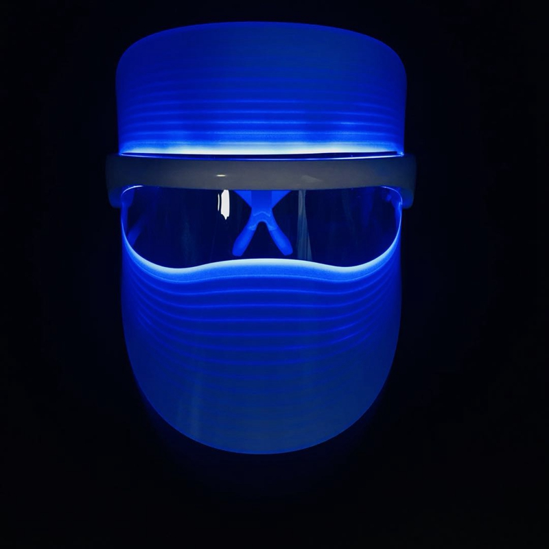 Beauty Care Colorful Face Photon LED Light Therapy Mask Facial LED Mask