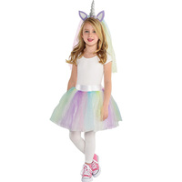 Factory hot sale unicorn costumes for girls