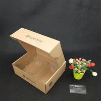 Wholesale Factory Custom Plastic Tray Cardboard Corrugated Paper Packing Mailing Boxes