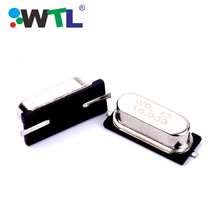 WTL HC49SMD 25M 25.000MHz <span class=keywords><strong>크리스탈</strong></span> 25MHz 15ppm