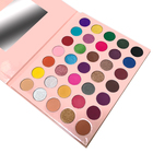 Make your own Eyeshadow Palette Private Label Makeup 35 Colors Eyeshadow palette