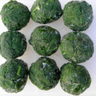 2020 Fresh Spinach IQF Frozen Spinach Ball