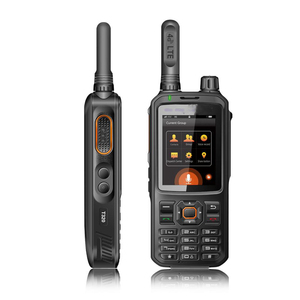 GSM WCDMA Two Way Radio with SIM Card GPS Network Radio Wifi Android Handheld Walkie Talkie
