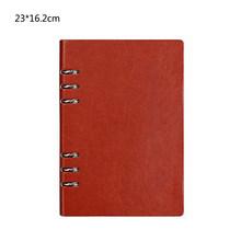 2020 Новый Блокнот с кожаным чехлом, органайзер, блокноты для записей, бизнес блокнот, планировщик, журнал, книга(Китай)