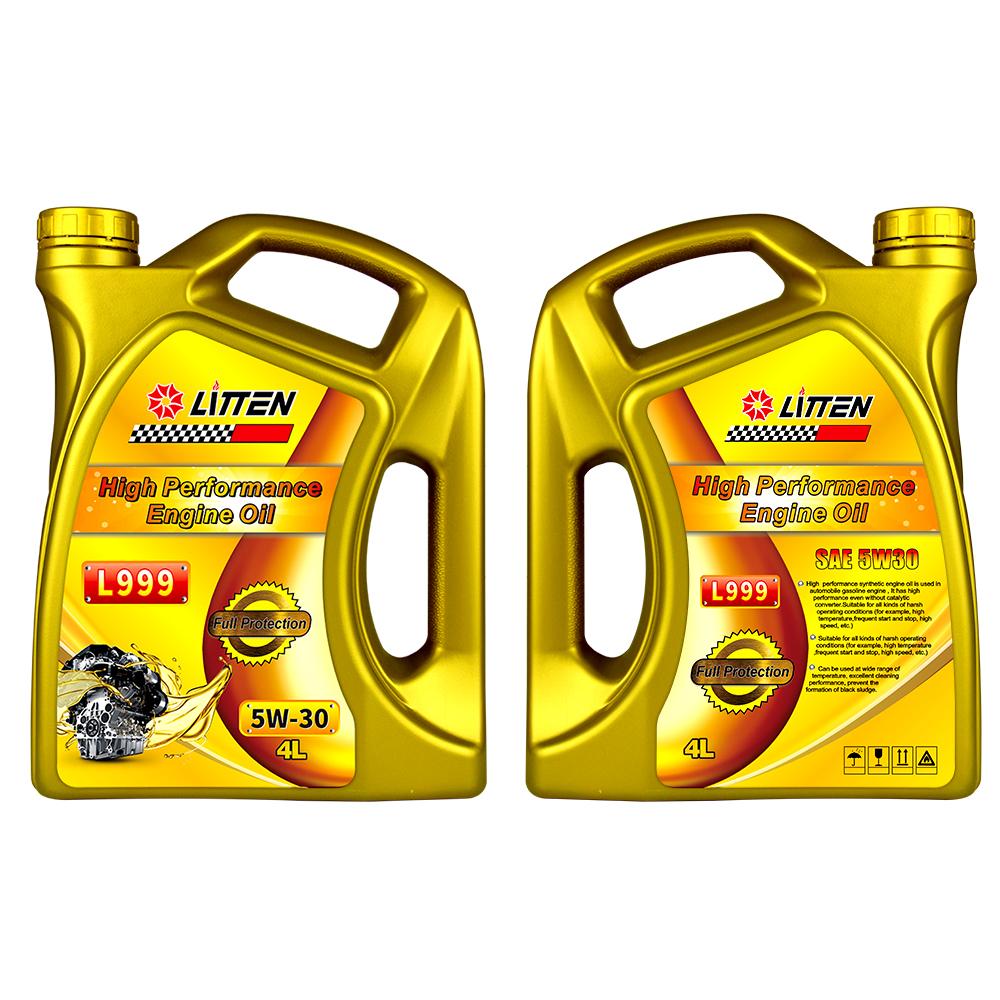 Factory  Direct Gasoline Engine Oil Lubricant 10W40 20W50