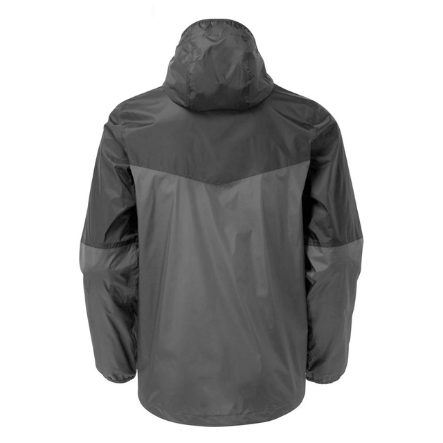 Men's Lightweight Waterproof Hooded Jacket Outdoor Sports  Windbreaker Rain coat