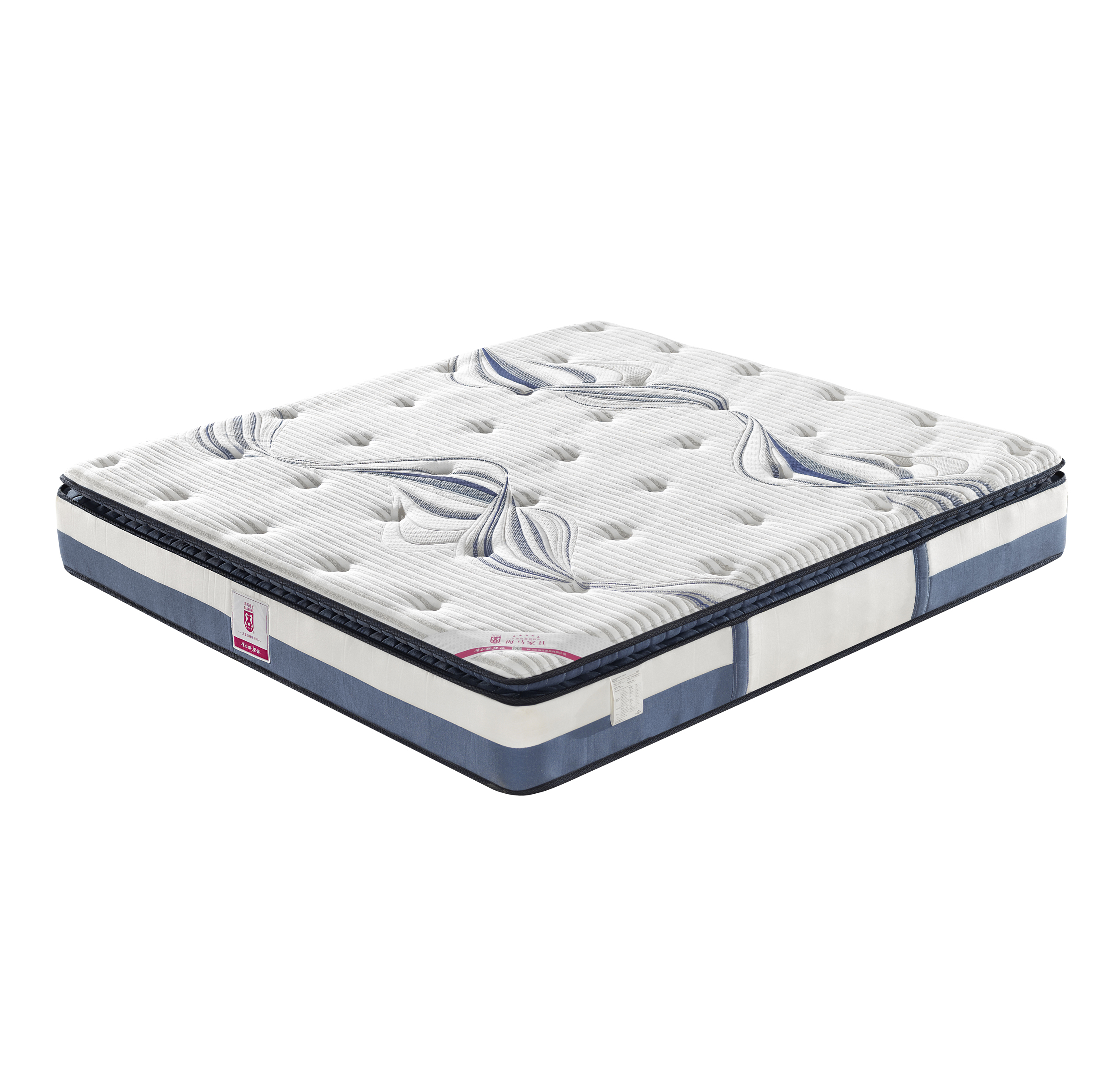 Eliya Aangepaste King Size Katoen Memory Foam 5 Star Hotel Bed Matras Voor Hilton