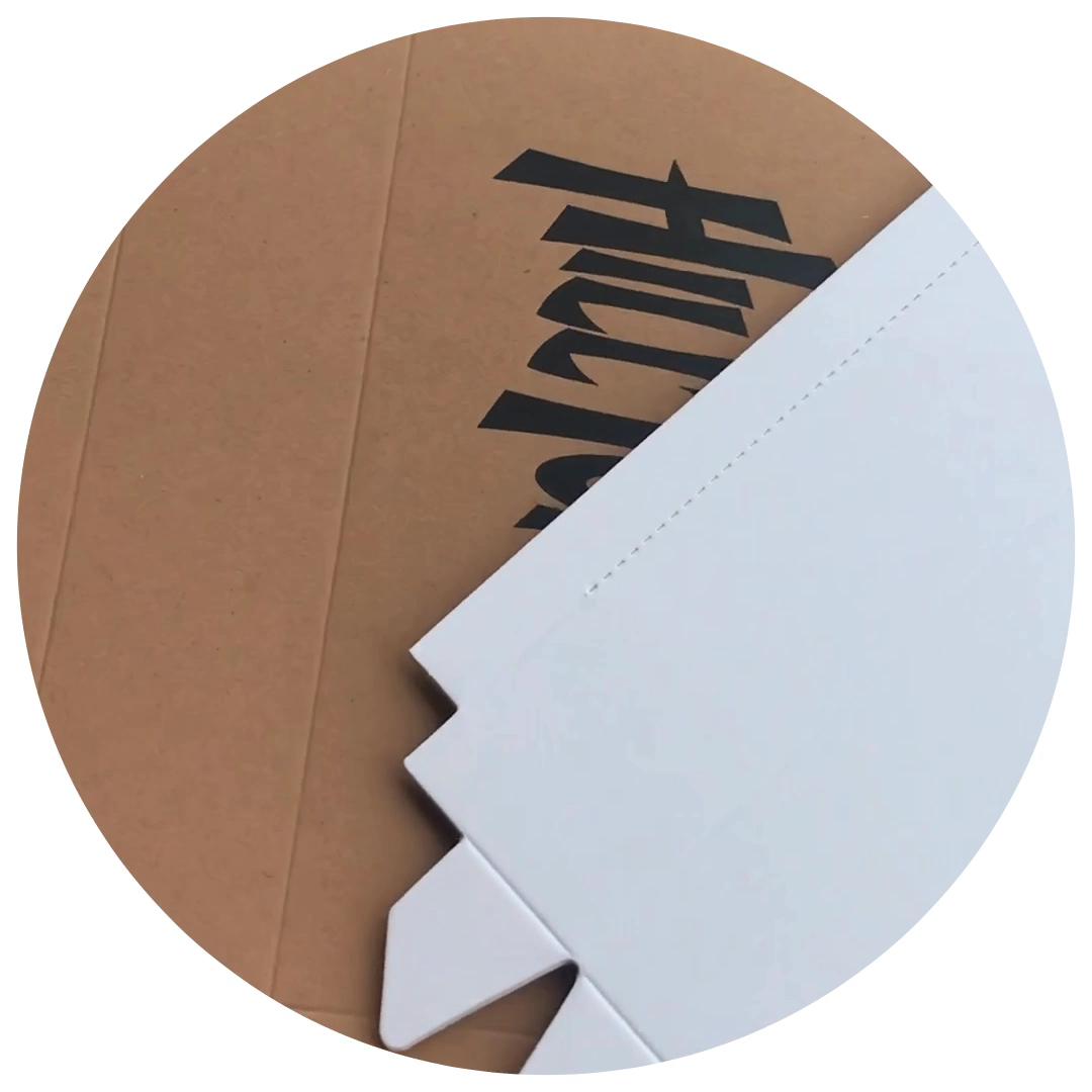 Cheap custom printing logo paper cardboard sock and Underwear box, Folding gift box