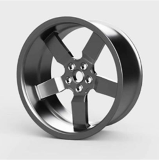 Forged 16-24 inch bullet chrome modular paint alloy wheel for customized modify car