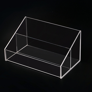 acrylic makeup mask organizer /display holder
