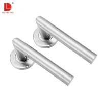WUYINGHAO Hot sale modern main lever handle set tube stainless steel door handle