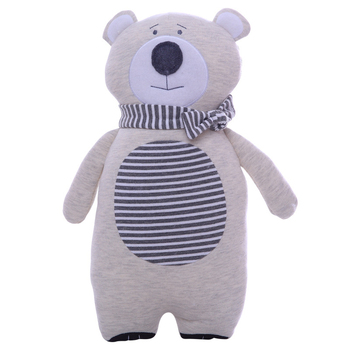 High Quality Plush Baby Sleeping Doll Bear and Bunny Toys