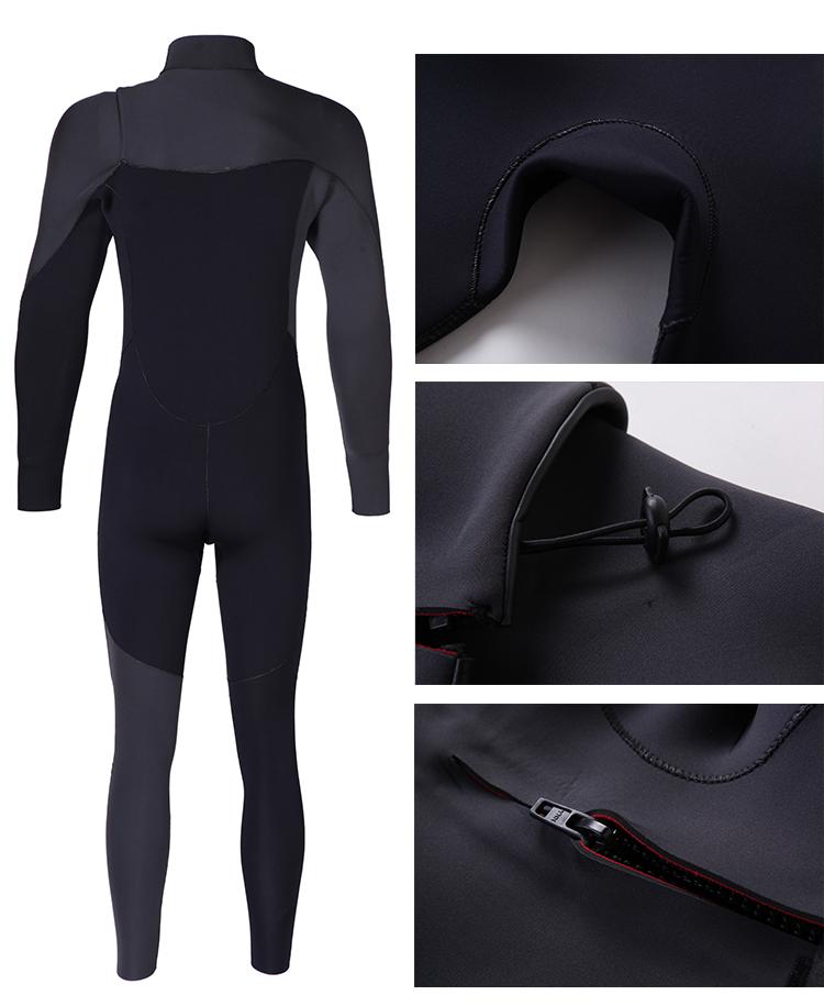 Bán buôn tùy chỉnh dài john wetsuit 5mm neoprene