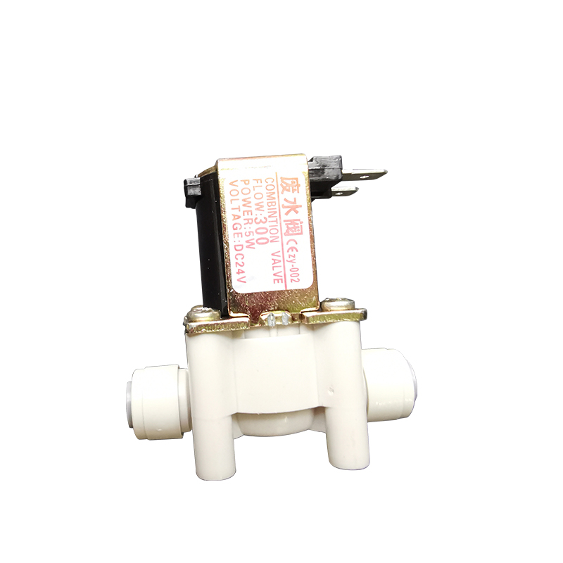 Pressure Tank Ball Valve 1/4-inch Quick Fitting Connector For Water Filters And Ro Reverse Osmosis Systems
