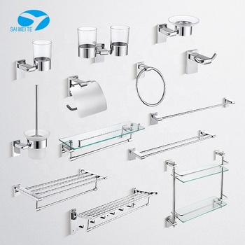 Bathroom  Accessories Luxury Bathroom Design Bath Hardware Sets