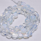 Natural Crystal Gravel Crushed White Loose Chips Crushed Opal Beads Strand