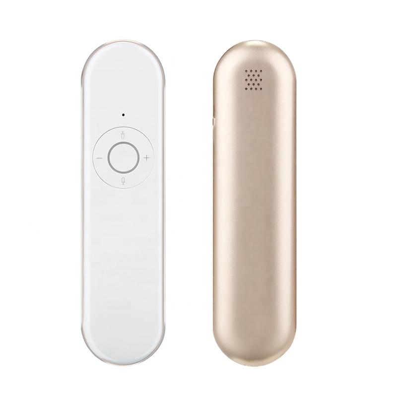 Global Portable  Mini T9 Instant Translator Voice  Translation Device Multi-language Smart Voice WIFI Pocket Translator