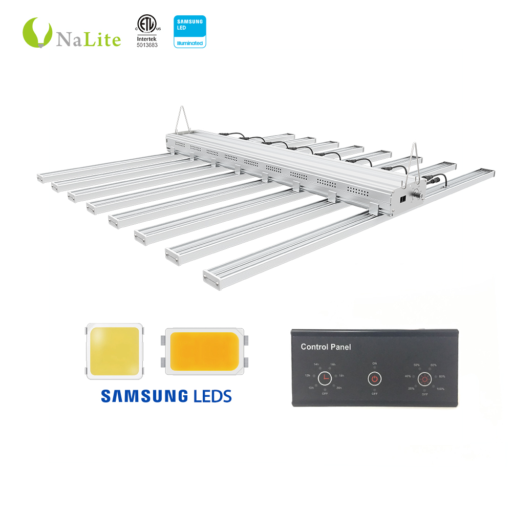 Indoor UI Listed Samsung Lm301B Review High Times 600W Led Grow Light Full Spectrum