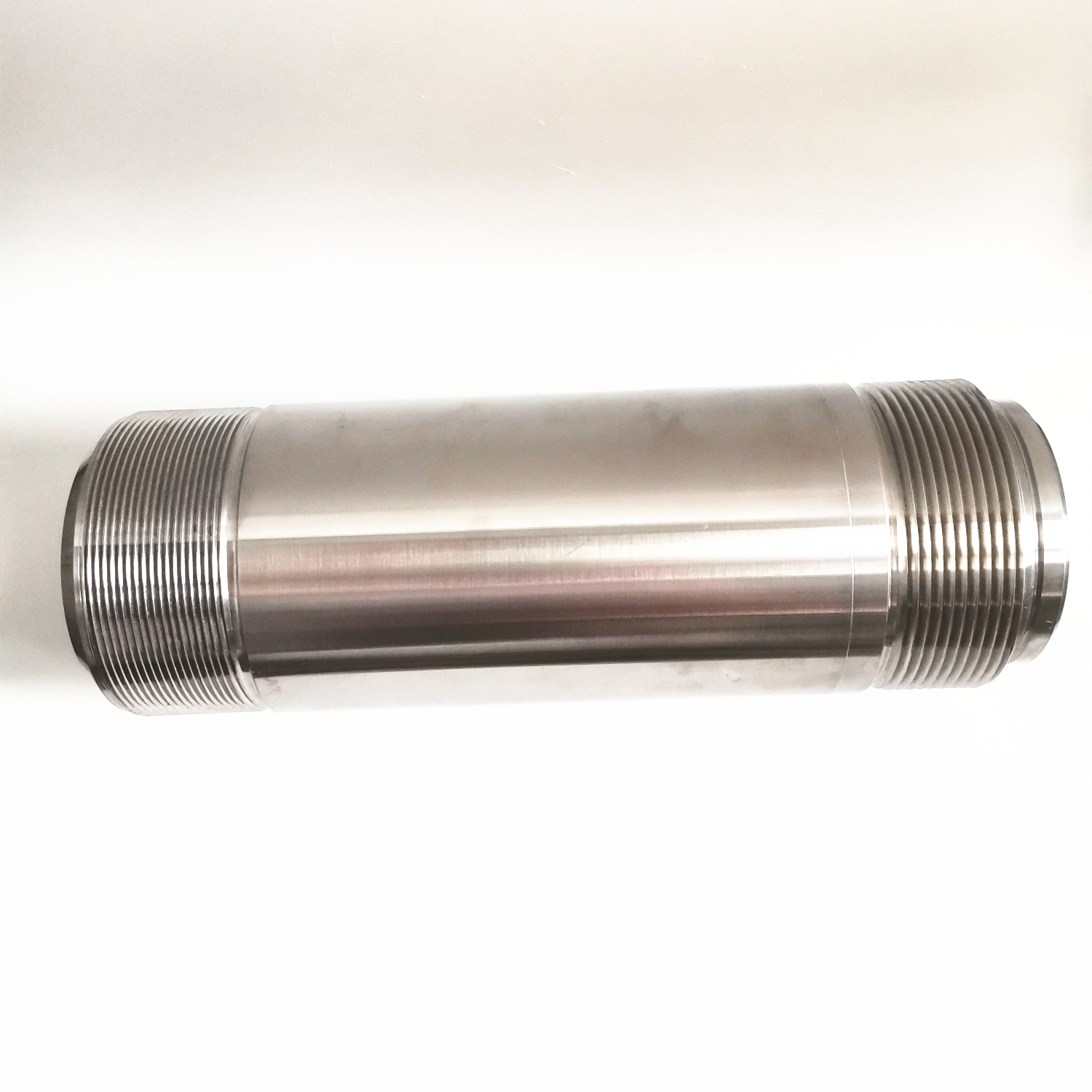 "water jet cutter spare parts replaces 10138444 3/8"" waterjet nozzle tube 7.65"" is worth your trying"