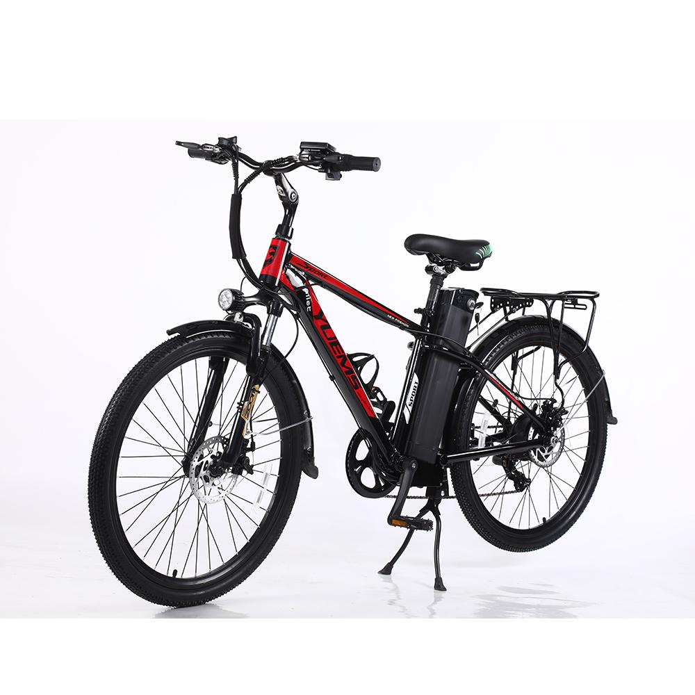 2019 ใหม่รุ่น E จักรยาน 7 ความเร็ว 26 นิ้ว E MTB bicicleta eletrica 250 W ไฟฟ้าจักรยาน