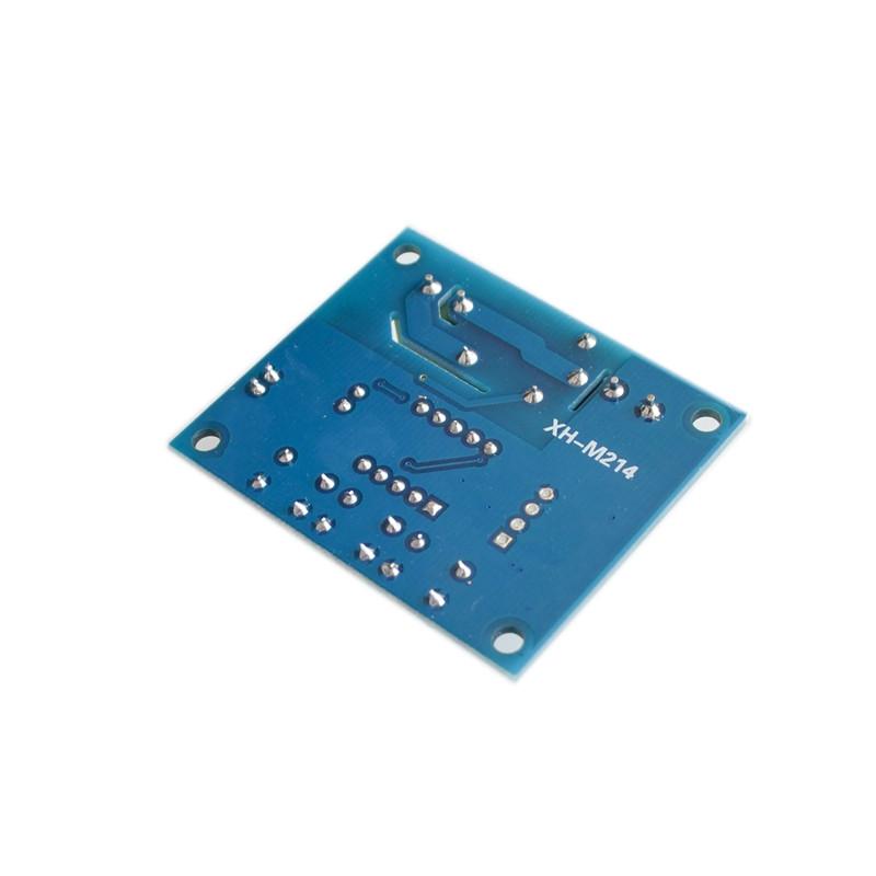 XH-M214 Controlador de Umidade Do Solo Sensor Módulo Board DV 12V 10A Controle Automático de Irrigação Vermelho Display Digital