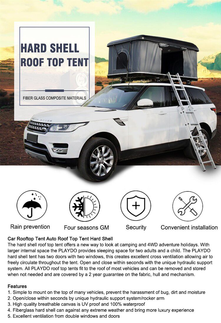 4x4 Offroad Suv Hard Shell Roof Top Tent For Sale Buy