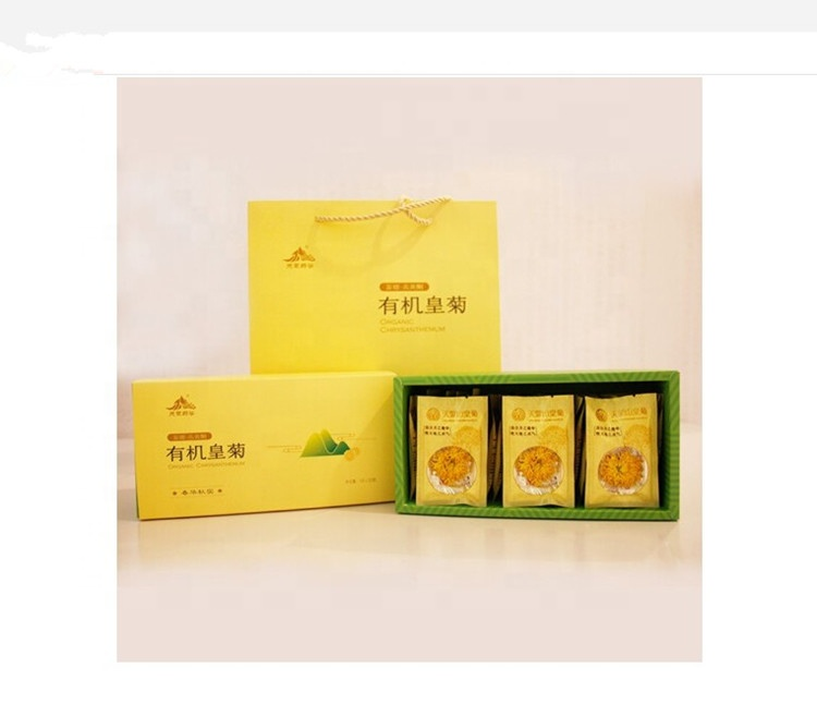 Low-Fat Feature Health Tea Skin Care Honey Chrysanthemum Flowering Tea - 4uTea | 4uTea.com