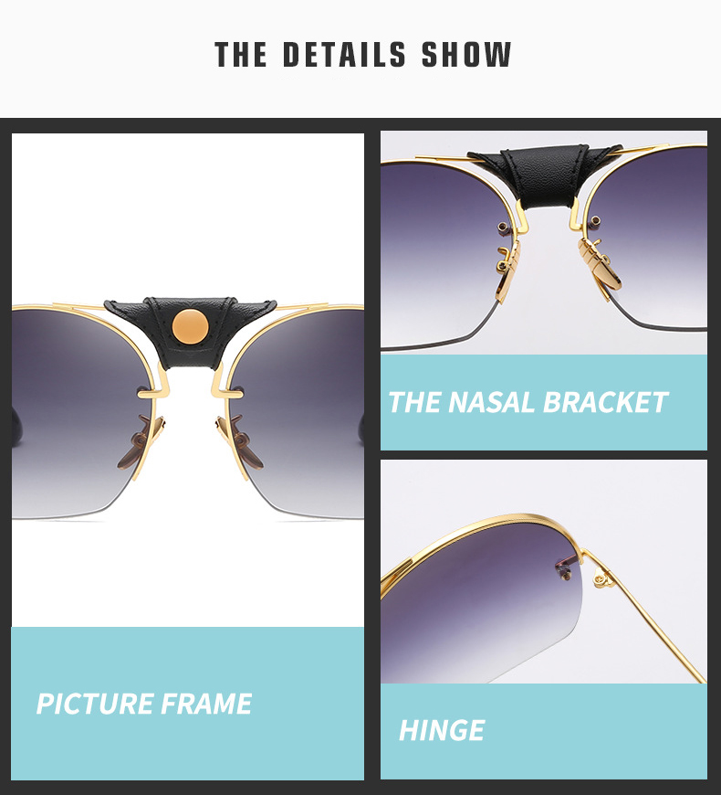 Fuqian Wholesale designer sunglasses outlet Supply-9
