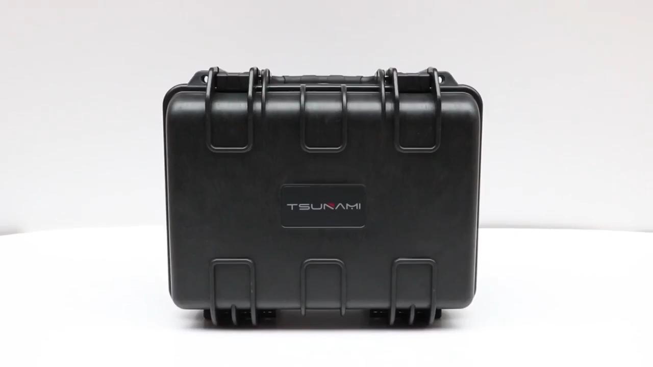 1450 Custom hard equipment phone storage camera aluminum 1460 carrying case