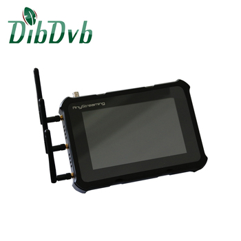 digital cable TV LCD touch screen encoder with  other servers base on UDP/RTSP/RTMP/ HTTP/RTP/HLS