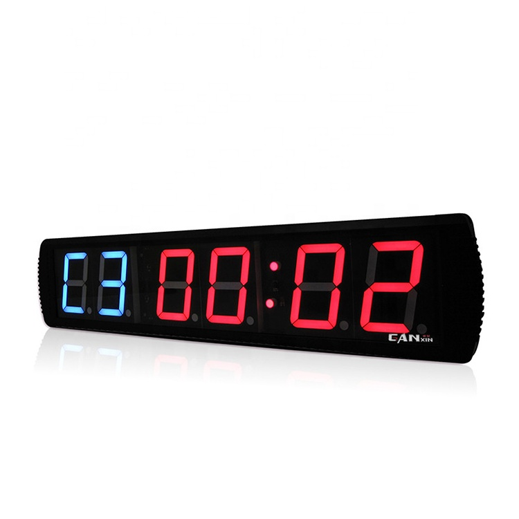 Professional Customized Multifunctional Interval LED Fitness Timer