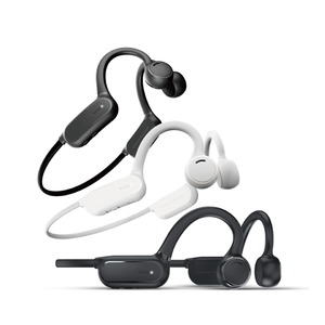 Bone Conduction headset Outdoor Waterproof Sports Mobile Stereo Wireless Bluatooth Heedphones