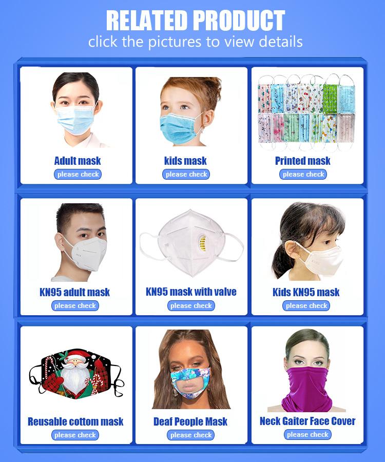 2021 5 plys Facemask Particulate Filter Respirator Dust Mask ffp2mask Earloop FFP2 Disposable Masks EN 149 FFP2 Mask - KingCare   KingCare.net