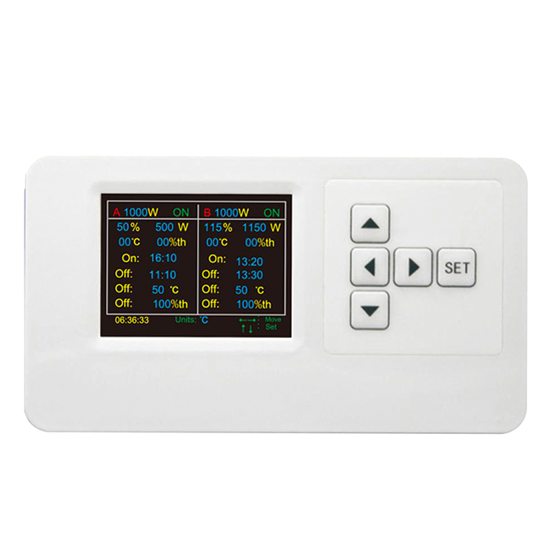 LED Grow Light <strong>Controller</strong>,Bluetooth Wireless LED 0-10v Smart Remote Control Wifi Dimmer Switch for led Lights