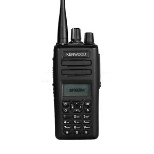 Kenwood digital walkie talkie nx3320 dual digital mode DMR / nxdn handheld walkie-talkie,walkie talkie 50km