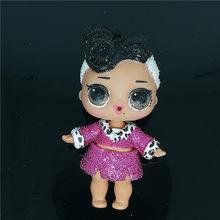 Оригинальные куклы-сюрпризы с одеждой можно выбрать стиль пластиковая фигурка малыша Ограниченная Коллекция игрушек для девочек Подарки н...(Китай)