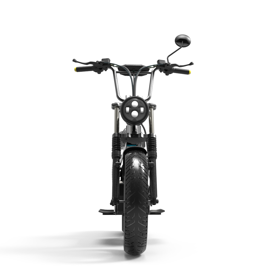 Onan Cheap Price Chinese Ark Electric Motorcycle With Disc Brakes