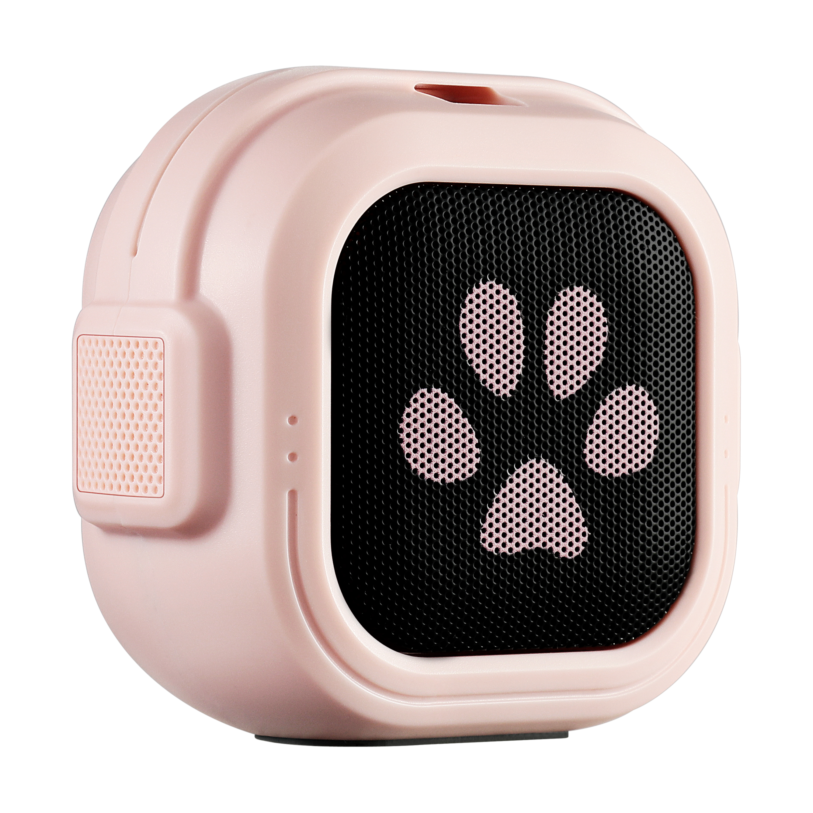 Mini Wireless Bluetooth Speaker with HiFi Bass Small But Loud, The Next Generation of Portable Speakers for Home, Outdoors (Rose)